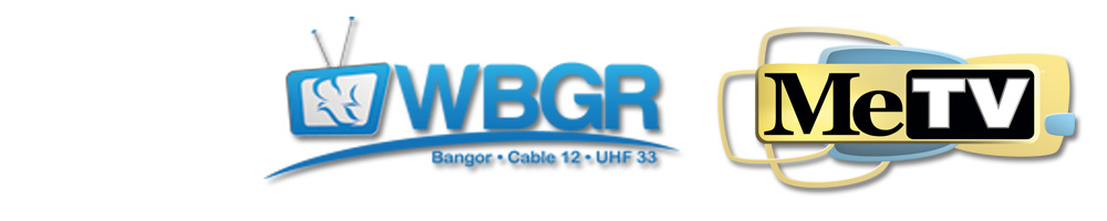 WBGR |MeTV  Logo